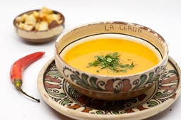 [supa crema legume] Vegetables cream soup